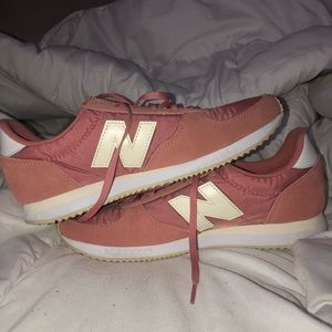 Pink New Balance Gym Shoes